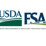 USDA FSA United State Department of Agriculture Farm Service Agency logo