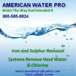 American Water Pro Ad