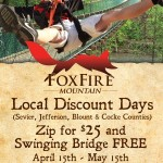 Fox Fire Mountain Zip Lines b 450 04152013
