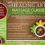 Massage Classes Starting Soon