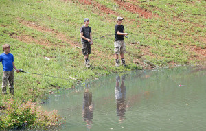 Twra region 4 fishing reports the jefferson county post for Twra fishing report