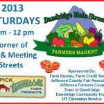 Dandridge Farmers Market 07052013