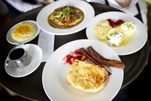 Brunch at the Old Post House is an experience that would satisfy any appetite.