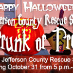 Jefferson County Rescue Squad Trunk or Treat 2013