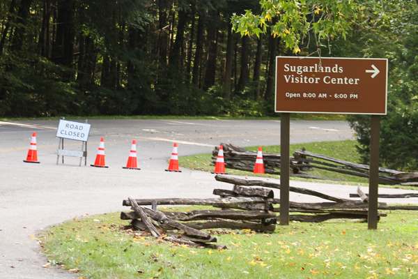 Government Shutdown Forces Closure of Great Smoky Mountains