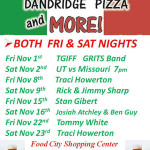 Dandridge Pizza TGIFF 11022013