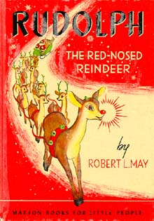 Rudolph The_Red-Nosed_Reindeer_Marion_Books