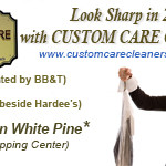 Custom Care Cleaners Ad V2 01172014