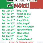 Dandridge Pizza TGIFF 01042014