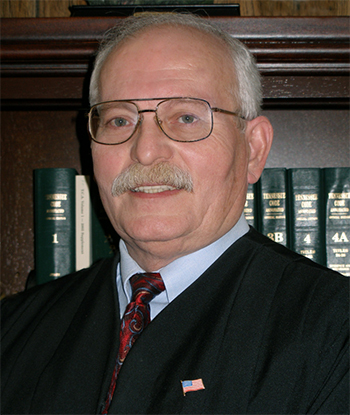"Circuit Court Judge Richard R. ""Dick"" Vance"