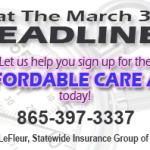 Ed LeFleur Statewide Insurance Affordable Health Insurance 1 02202014