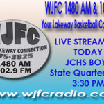WJFC Basketball Quarterfinals