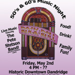 Dandridge Mainstreet Music on the Town 1 04292014