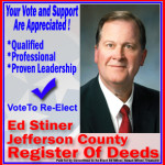 Ed Stiner Election Ad