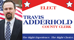 Travis Adderhold Ad Election 1