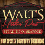 Walts Now Open