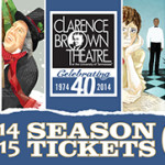 Clarence Brown Theatre Ad 05102014