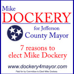 Mike Dockery Mayor Election Ad 05192014