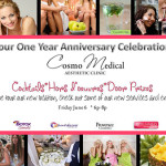 Cosmo Medical First Anniversary Ad 06032014