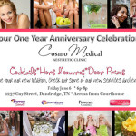 Cosmo Medical First Anniversary Ad 1 06032014