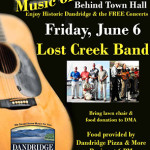 Dandridge Mainstreet Music on the Town 3 060120142014