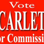 John Neal Scarlett For County Commission 2014