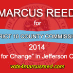 Marcus Reed Commission Election