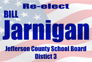 Bill Jarnigan School board