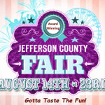Jefferson County Fair 2014 Logo Ad dates