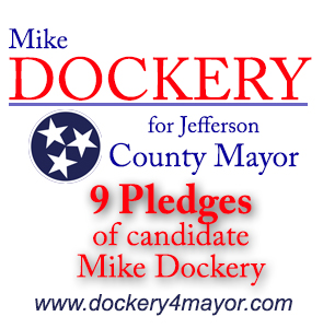 Mike Dockery Mayor Election Ad 07182014