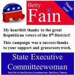 Betty Fain Thank You 08112014