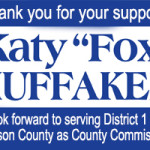 Katy Huffaker County Commission Ad 1 08072014