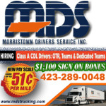 MDS Trucking Ad