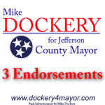 Mike Dockery Mayor Election 08042014