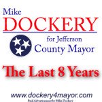 Mike Dockery Mayor Election 2 07292014