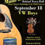 Music On The Town VW Boys 2014