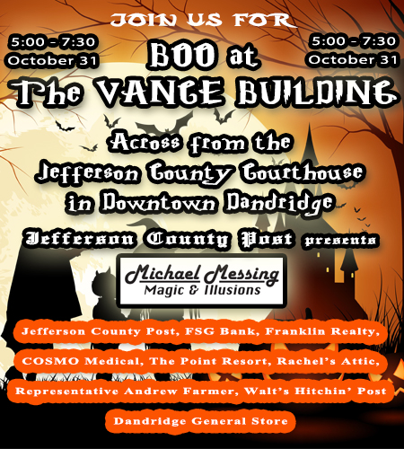 Boo At The Vance Building 2014
