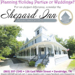 Shepard Inn Scots-Irish Festival Ad