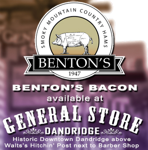 Bentons Bacon Ad