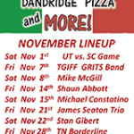 Dandridge Pizza Small Music Lineup Ad 160 11102014