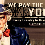 We Pay The Tax Uncle Sam Ad