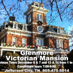 Glenmore Mansion Christmas Ad small 2014