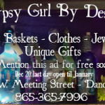 Gypsy Girl Christmas 2014