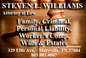 Steven Williams Atty Ad