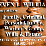 Steven Williams Atty Ad 2
