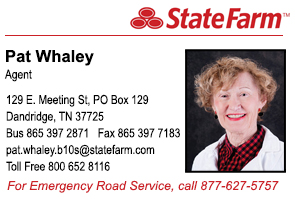 Pat Whaley State Farm Scots-Irish Festival Ad