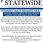 Statewide Last Chance Insurance flat 2015