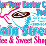 Sweet Shoppe Easter Cakes