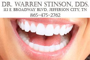 Warren Stinson DDS 300 Ad