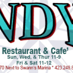 Andys Restaurant Ad 2